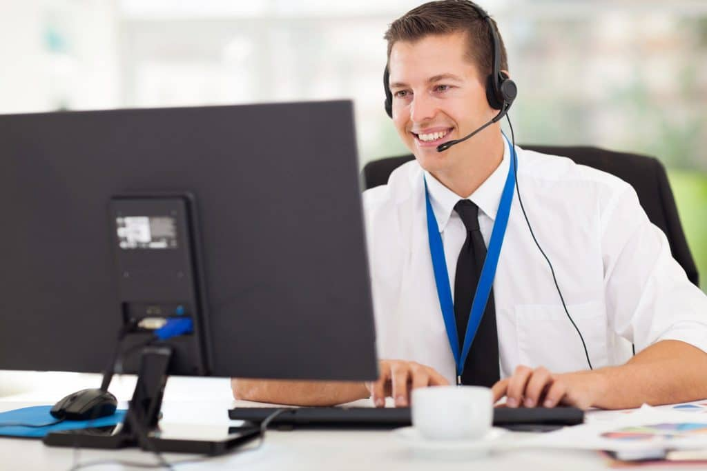 CUSTOMER CARE REPRESENTATIVE WITH GERMAN
