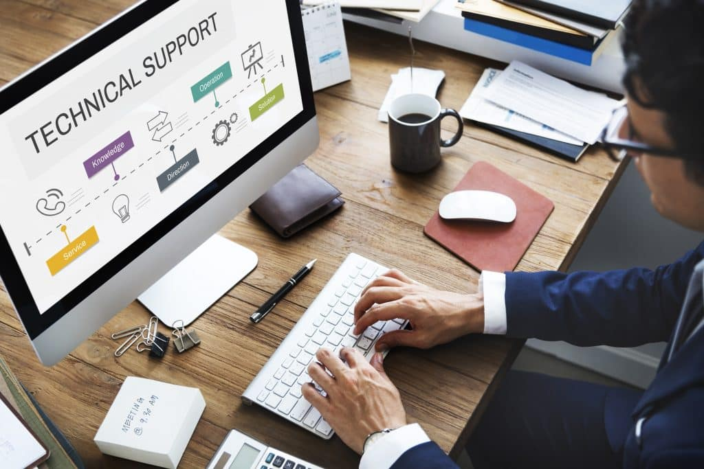 Technical Support and Logistics Junior Specialist FRENCH Speaker