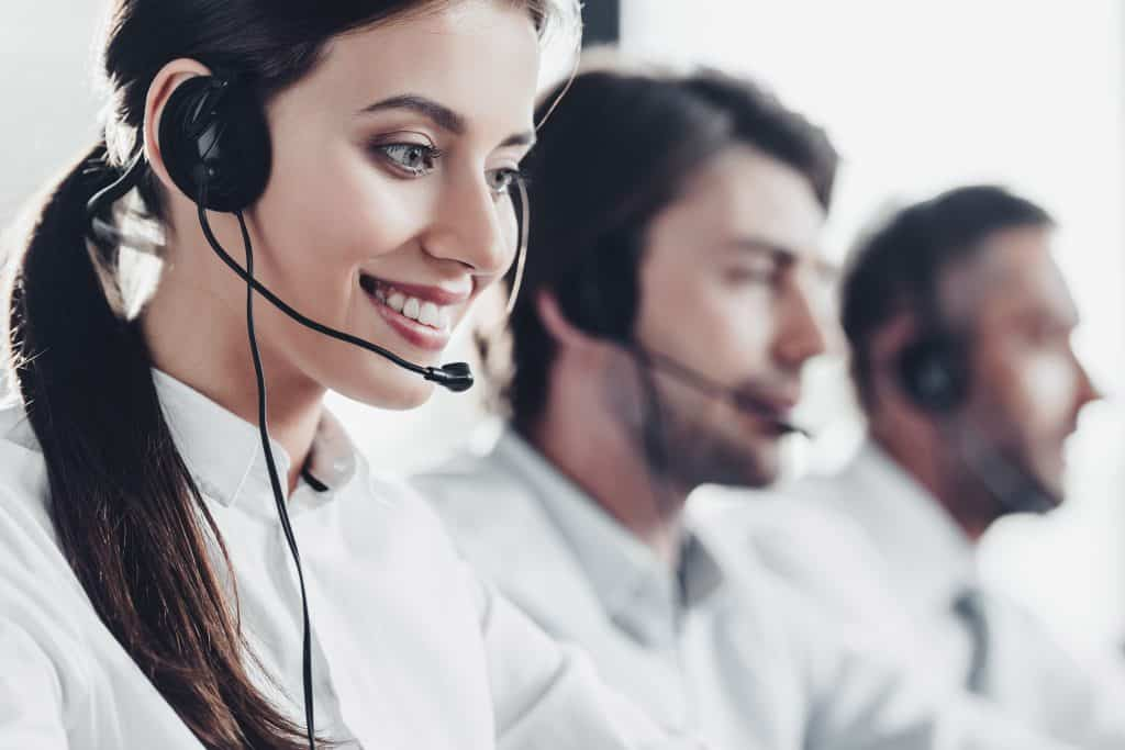 Customer Care Representative with French