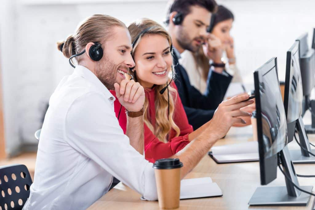 Bilingual Customer Service with Slovak and another EU language