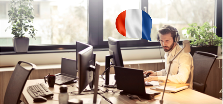 Customer Service with French & 2nd EU language